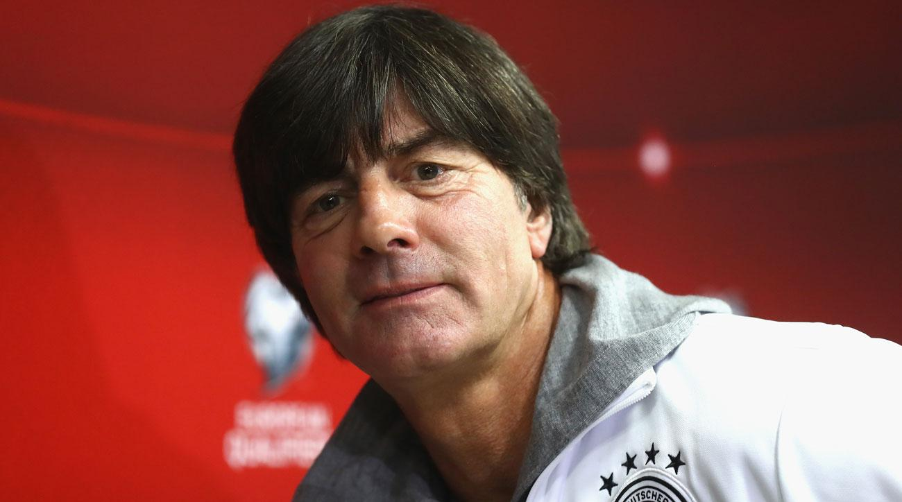 Joachim Low will manage Germany in the Confederations Cup