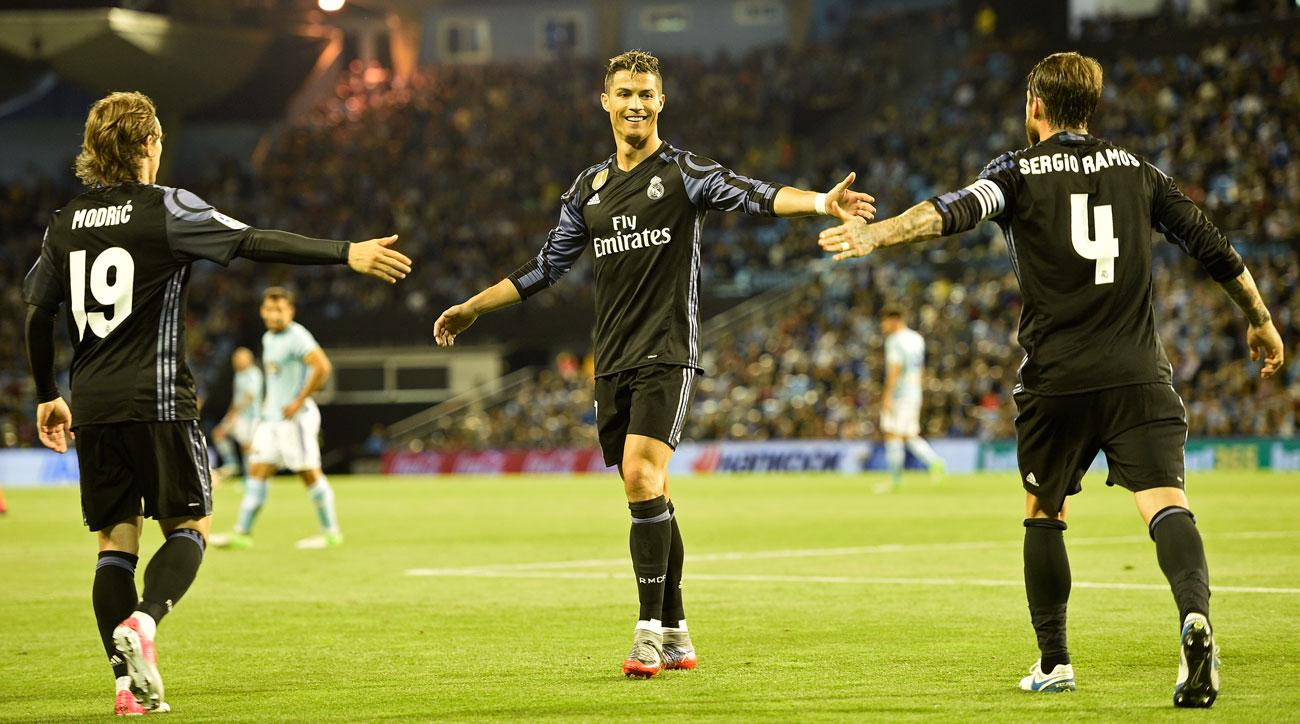 Cristiano Ronaldo has carried Real Madrid as of late and has the club on the cusp of two trophies
