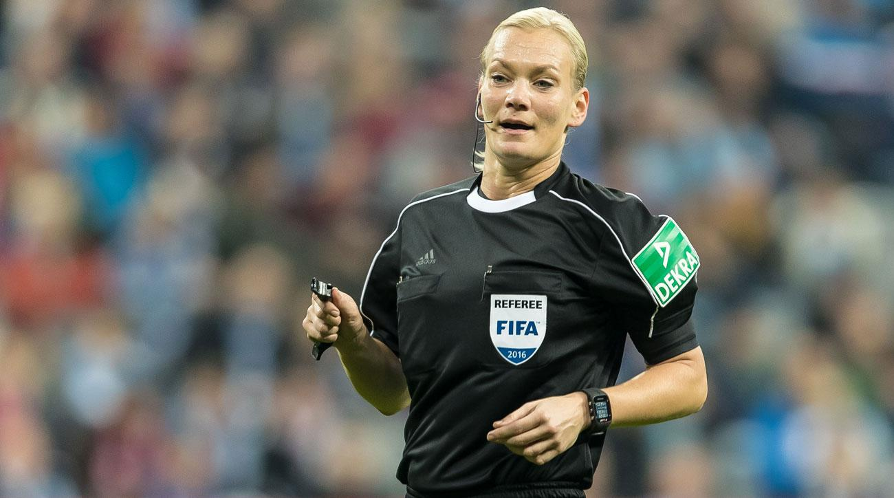 Bibiana Steinhaus will be the Bundesliga's first female referee