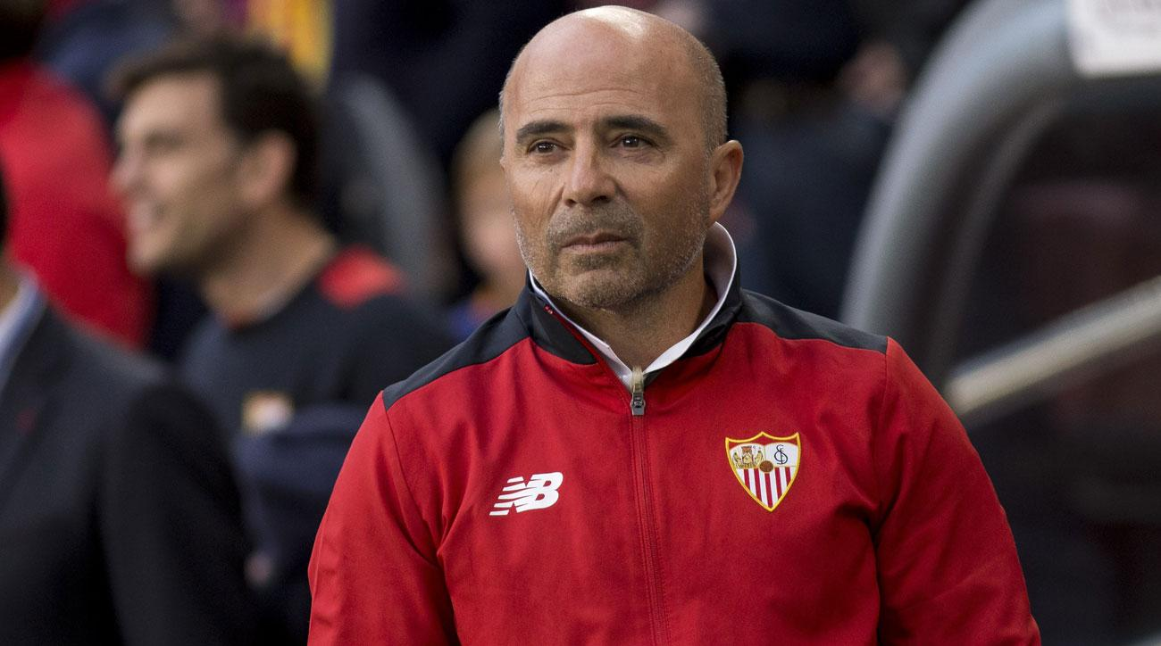 Jorge Sampaoli could become Argentina's new manager
