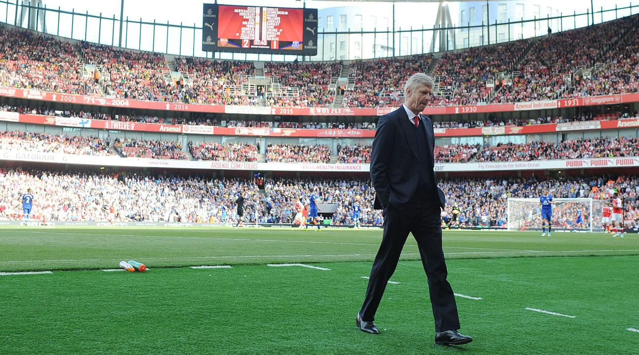 Arsene Wenger could be leaving Arsenal at the end of the season