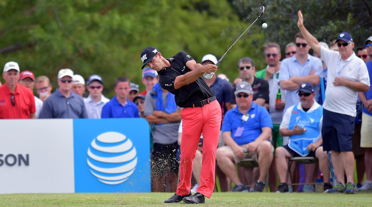 Billy Horschel won AT&T Byron Nelson for his first title since the 2014 Tour Championship