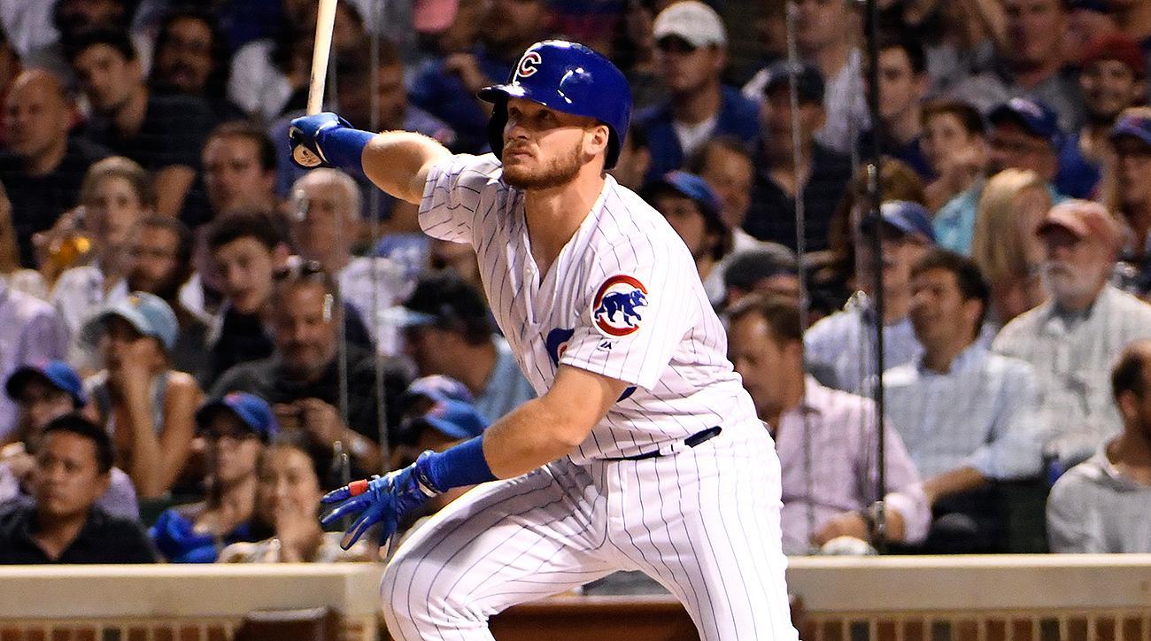 Chicago Cubs Ian Happ