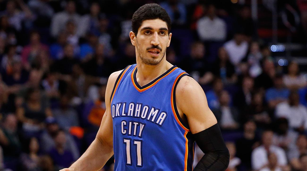 Enes Kanter Explains How He Returned To American Soil | SI.com