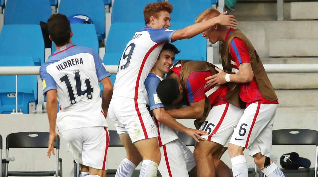US earns late point against Ecuador at U20 World Cup