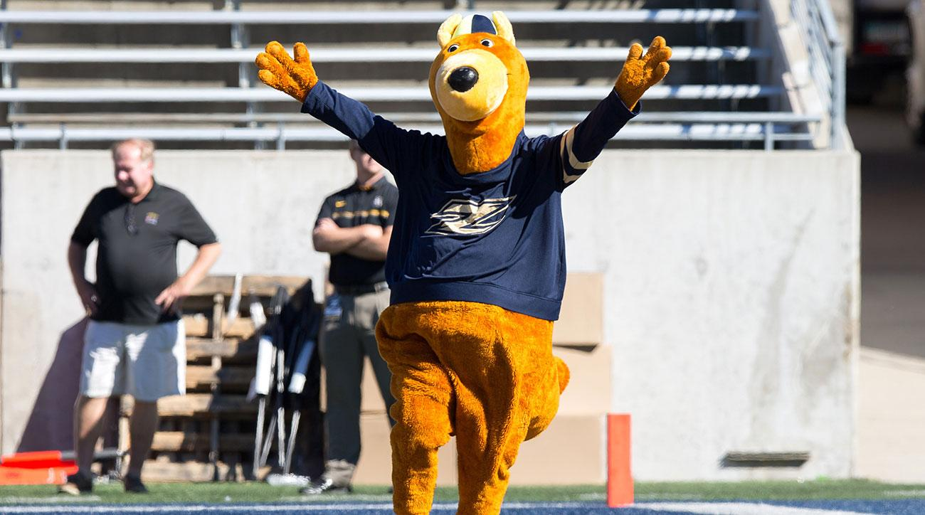 university of akron mascot costumes missing police investigating