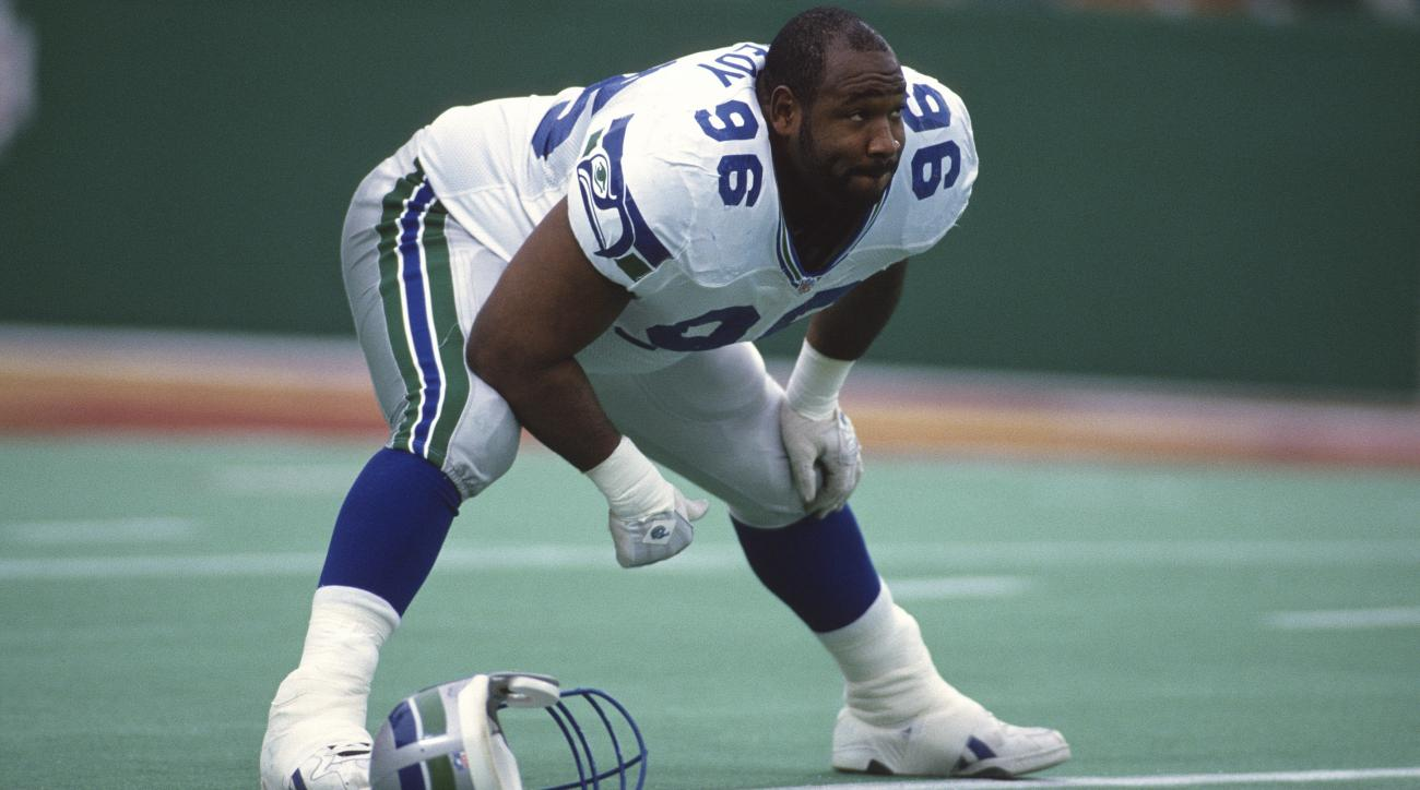 Hall of Fame Seahawks DL Cortez Kennedy dead at 48