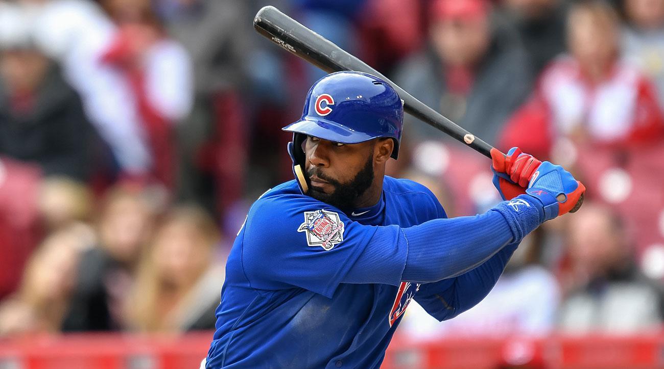 Jason Heyward, Chicago Cubs