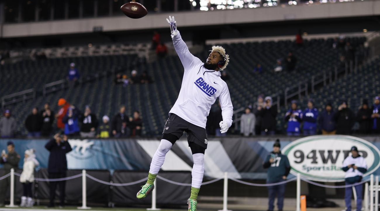 Odell Beckham Jr Re-Signs With Nike in Huge Endorsement Deal