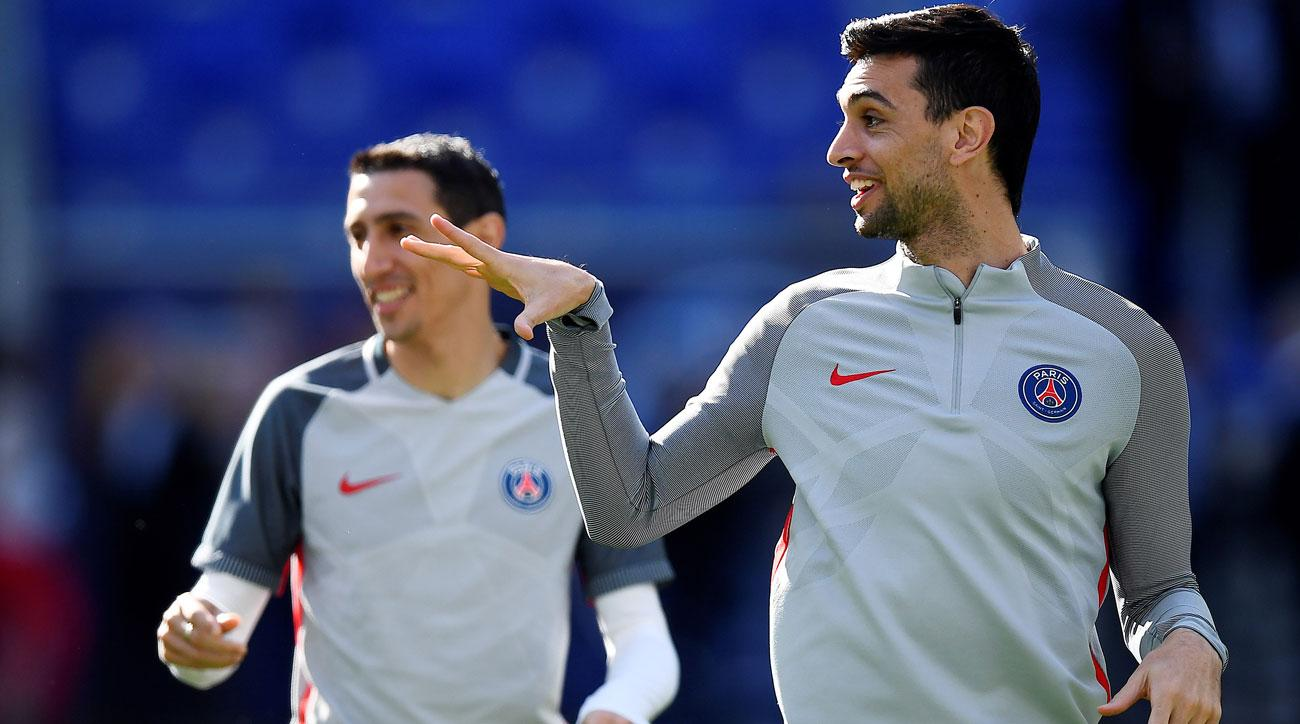 Angel Di Maria and Javier Pastore had their homes raided in a tax fraud probe