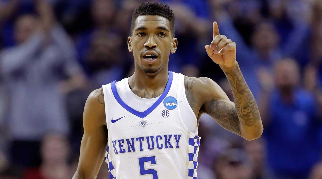 Kentucky S Malik Monk Named Ap Sec Player Of The Year: Who Is Malik Monk? Scouting Report, NBA Draft Grades 2017