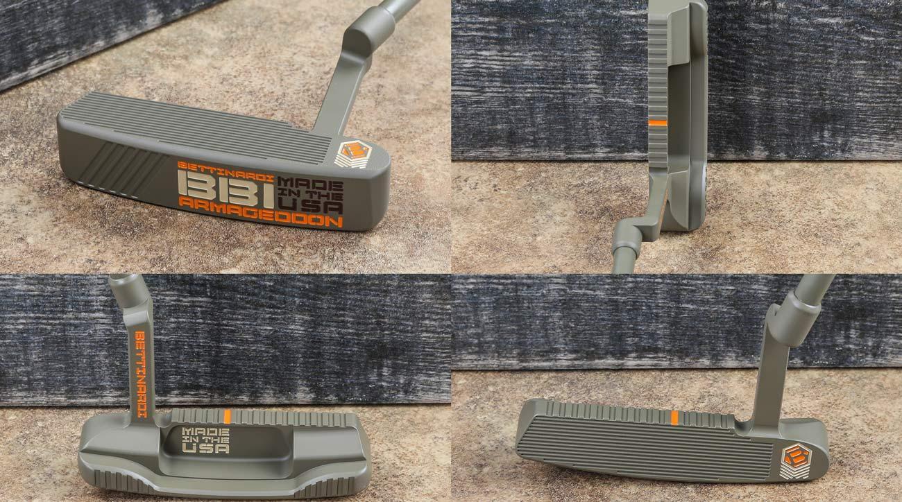 The new limited edition Bettinardi BB1 Armageddon putter.