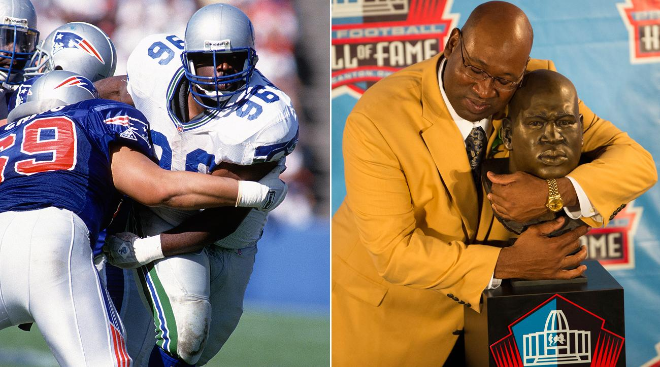 Cortez Kennedy played in Seattle for all 11 years of his career, and he was voted into the Pro Football Hall of Fame in 2012.