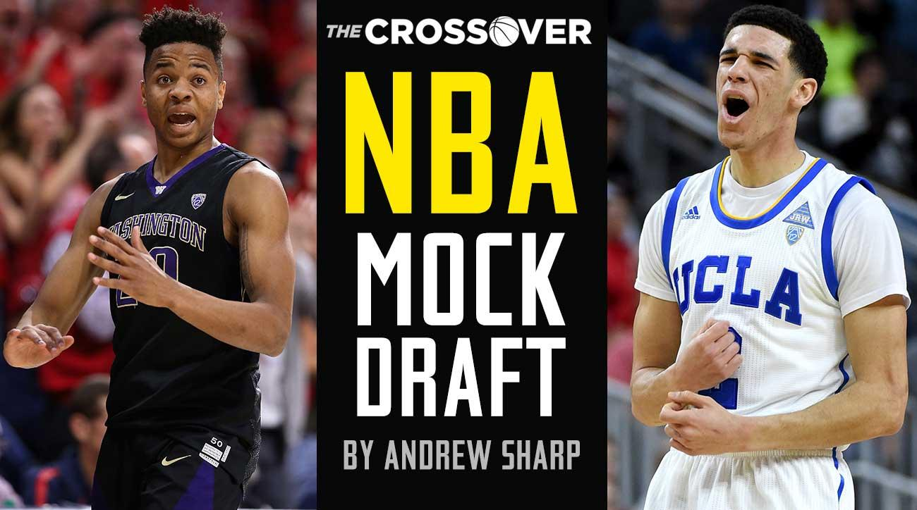 2017 NBA Mock Draft