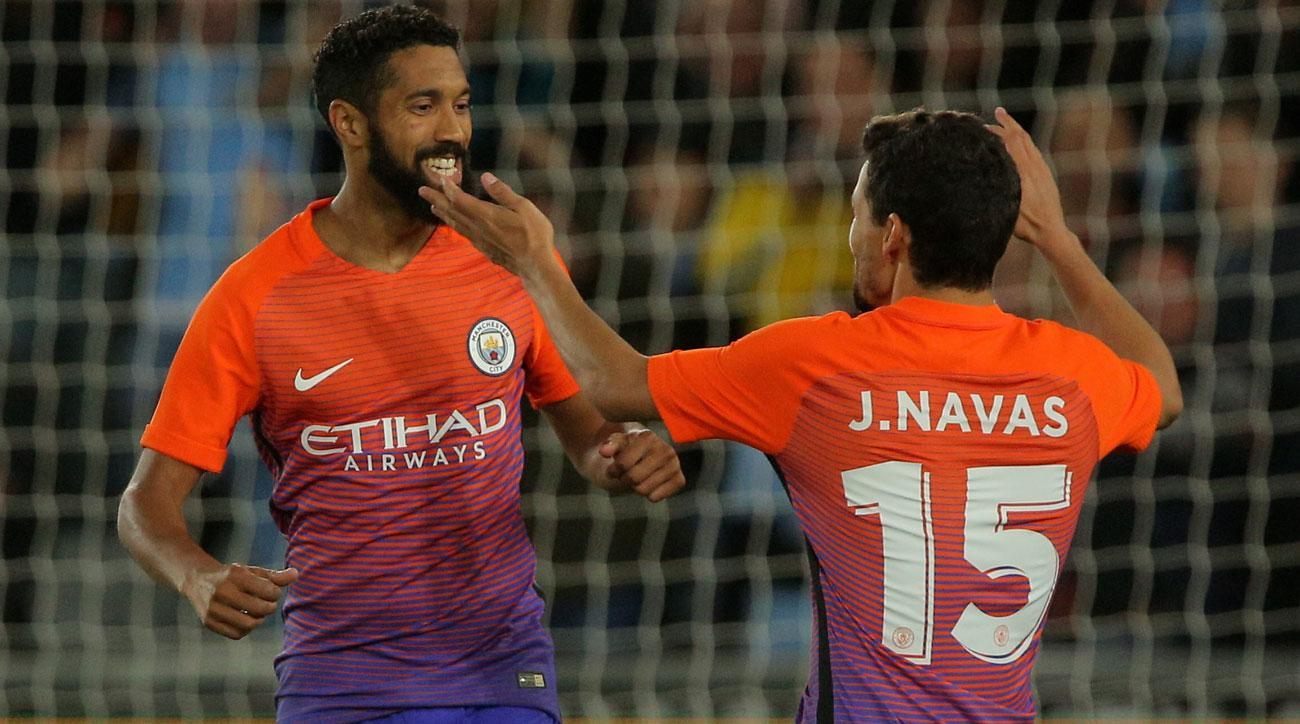 Gael Clichy and Jesus Navas are leaving Manchester City