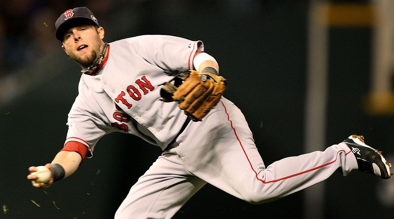 Dustin Pedroia, Boston Red Sox