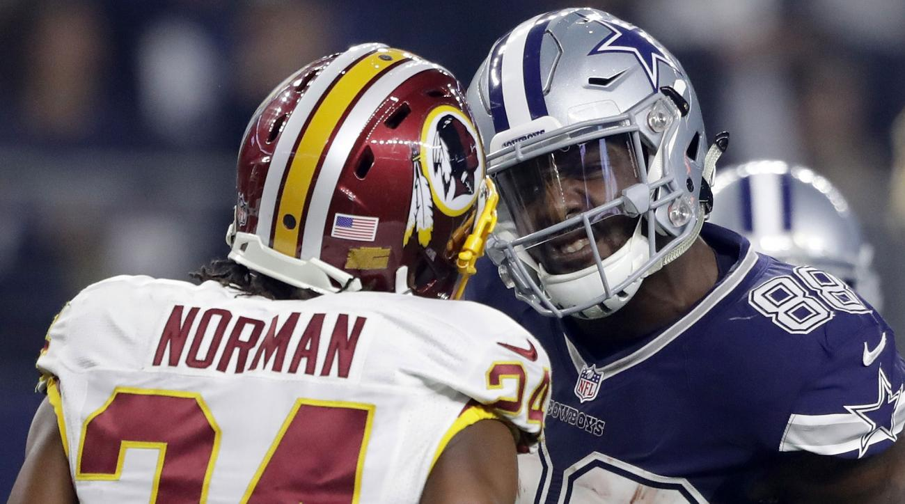 Josh Norman has Eagles' Alshon Jeffery circled on his schedule
