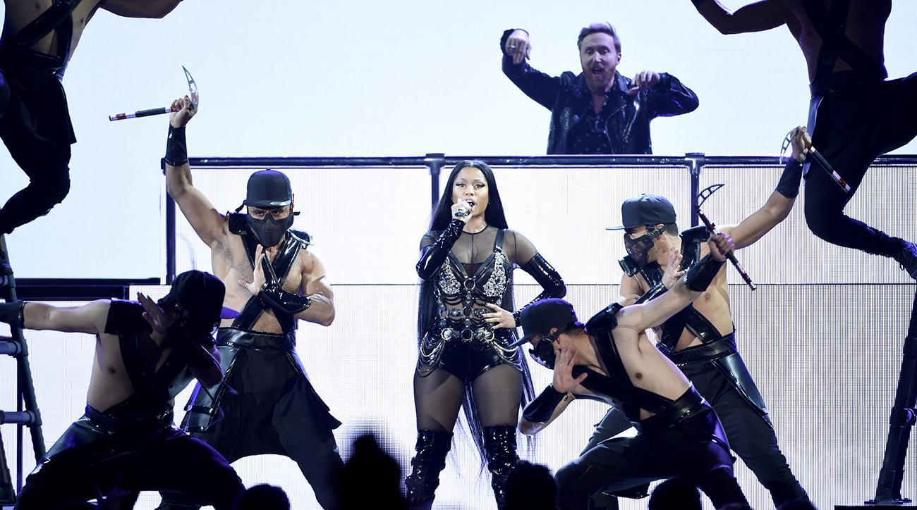 Nicki Minaj to perform during first NBA Awards show