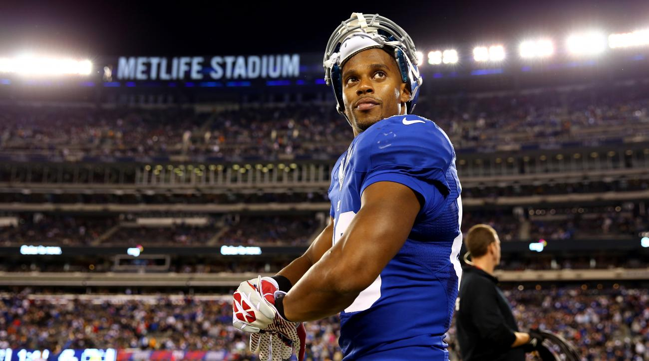 Victor Cruz will reportedly sign with Bears