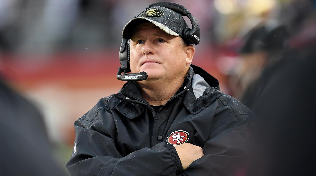 Chip Kelly: ESPN hires ex-NFL coach as college analyst