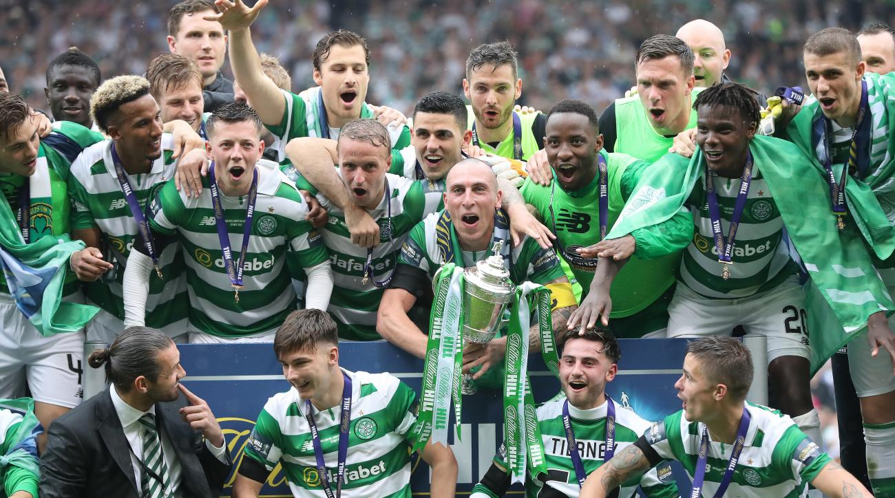 Celtic claim domestic treble with late victor