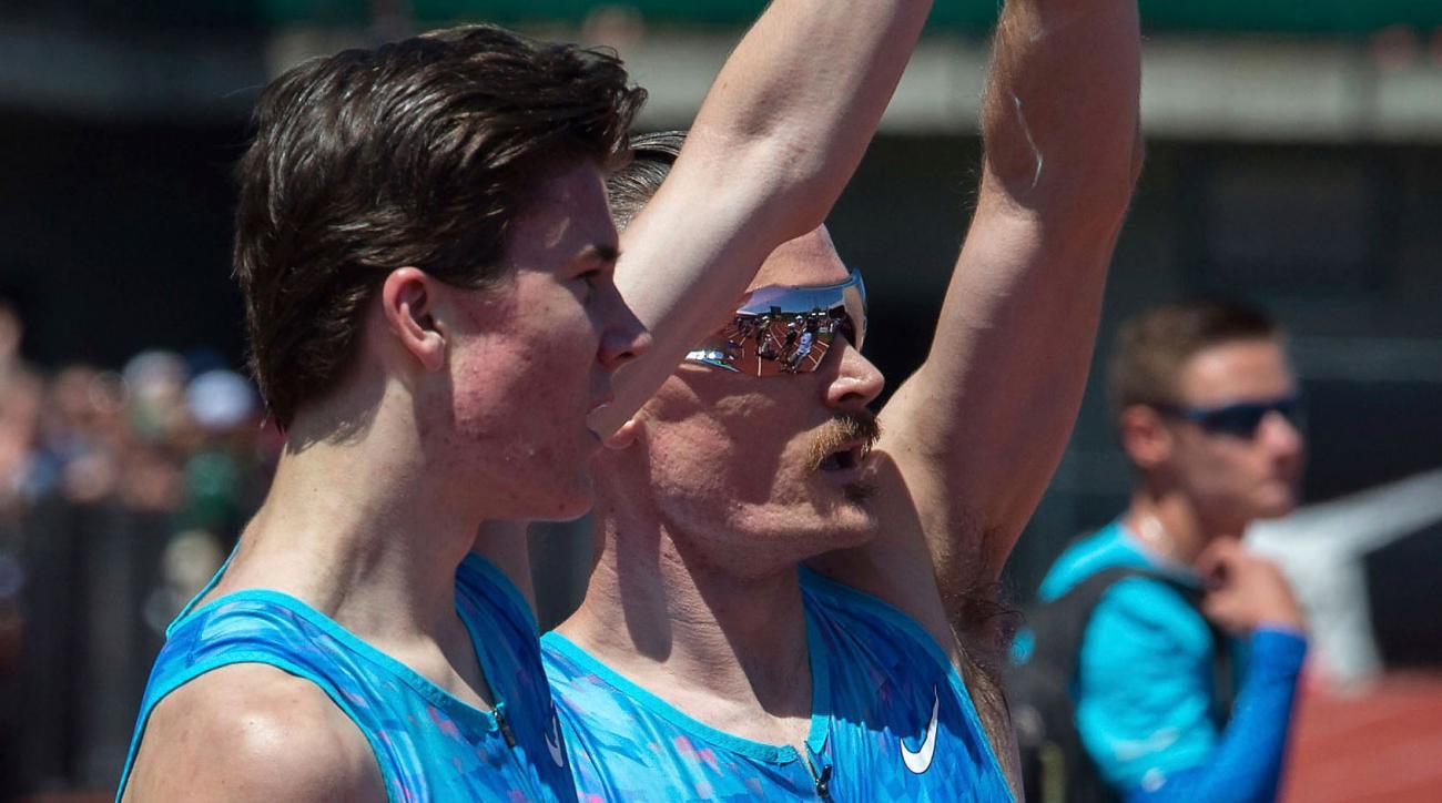 jakob ingebrigtsen youngest four minute miler