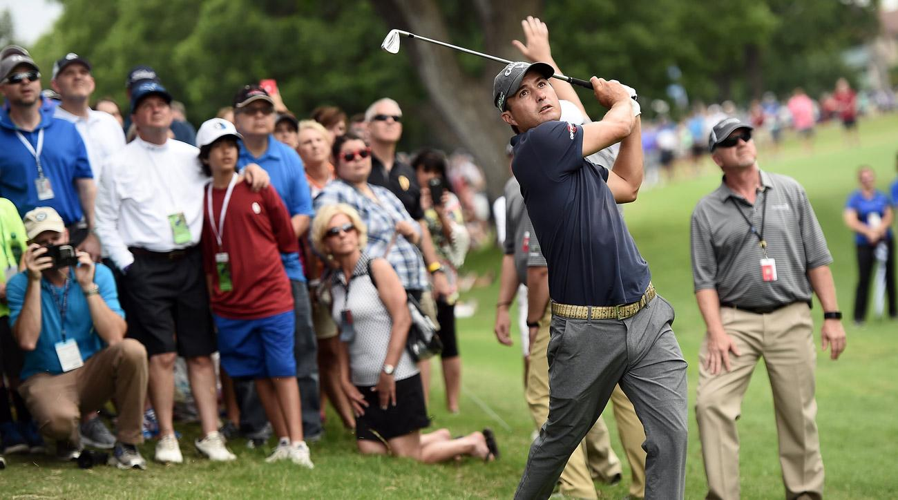 Kevin Kisner made six birdies in his final round at Colonial.