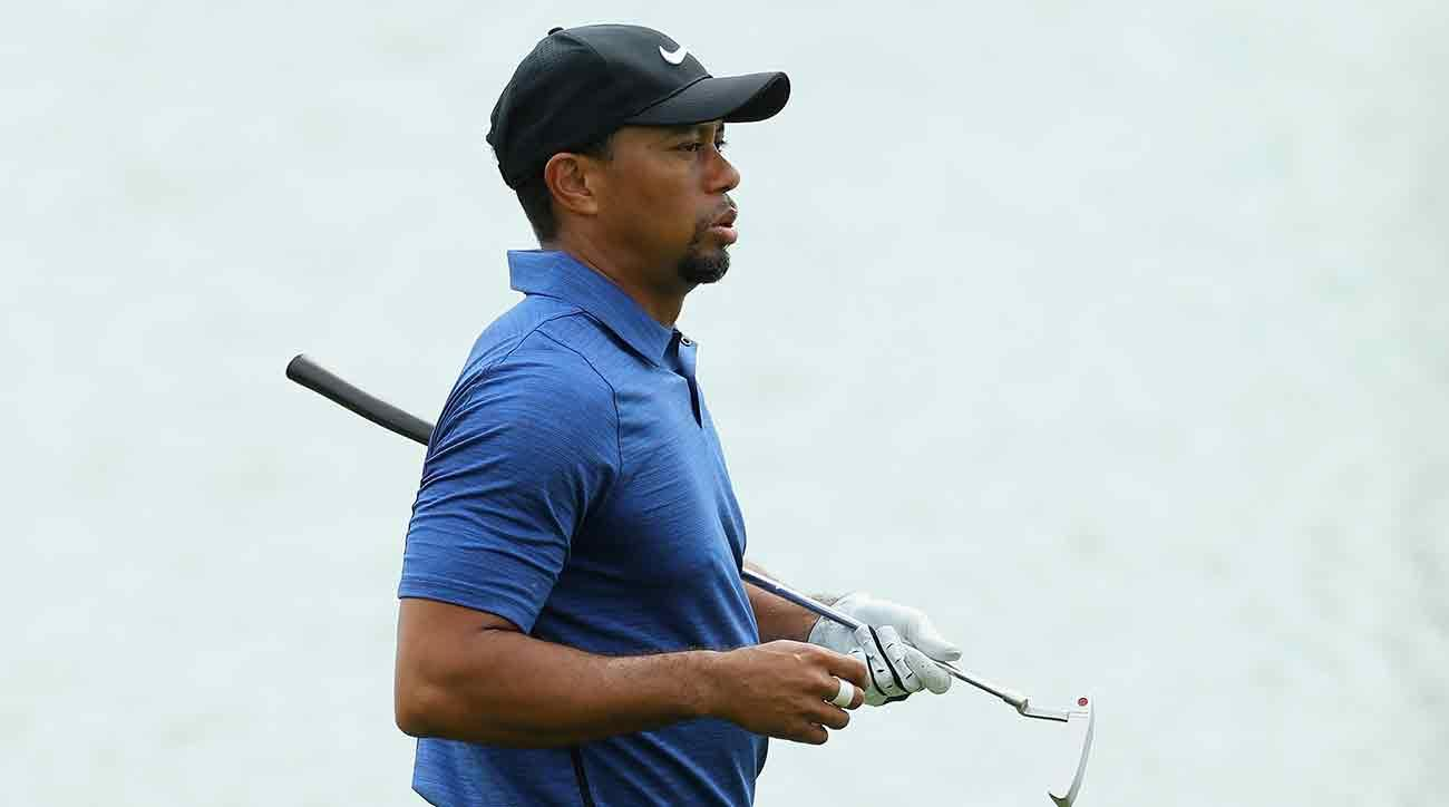 Tiger Woods hasn't played on Tour since early February.
