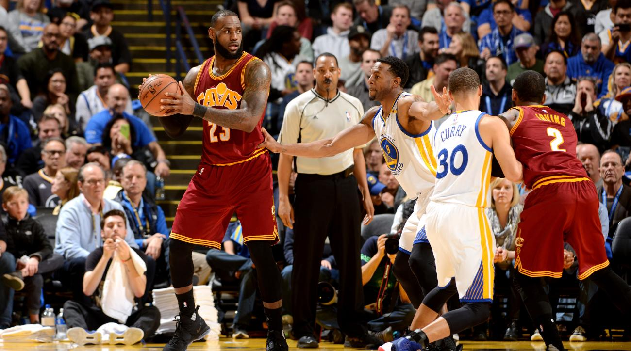 Cavs vs Warriors schedule: 2017 NBA Finals game dates | SI.com
