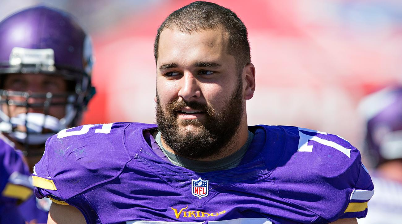 Matt Kalil: Panthers tackle looking for an NFL career restart at OTAs