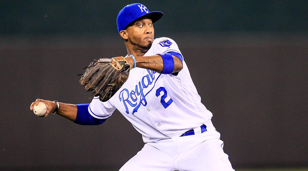 Alcides Escobar, Kansas City Royals