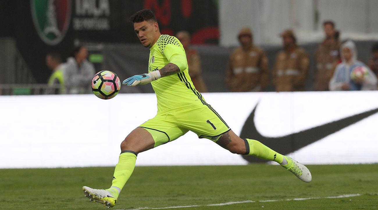 Benfica agree to sell Ederson to Manchester City for €40m