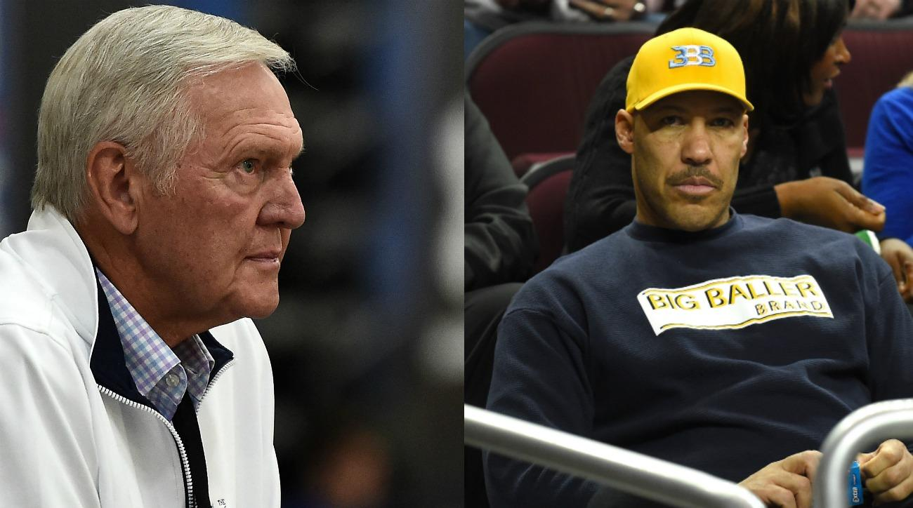 Jerry West on LaVar Ball I wouldn t want a father like that