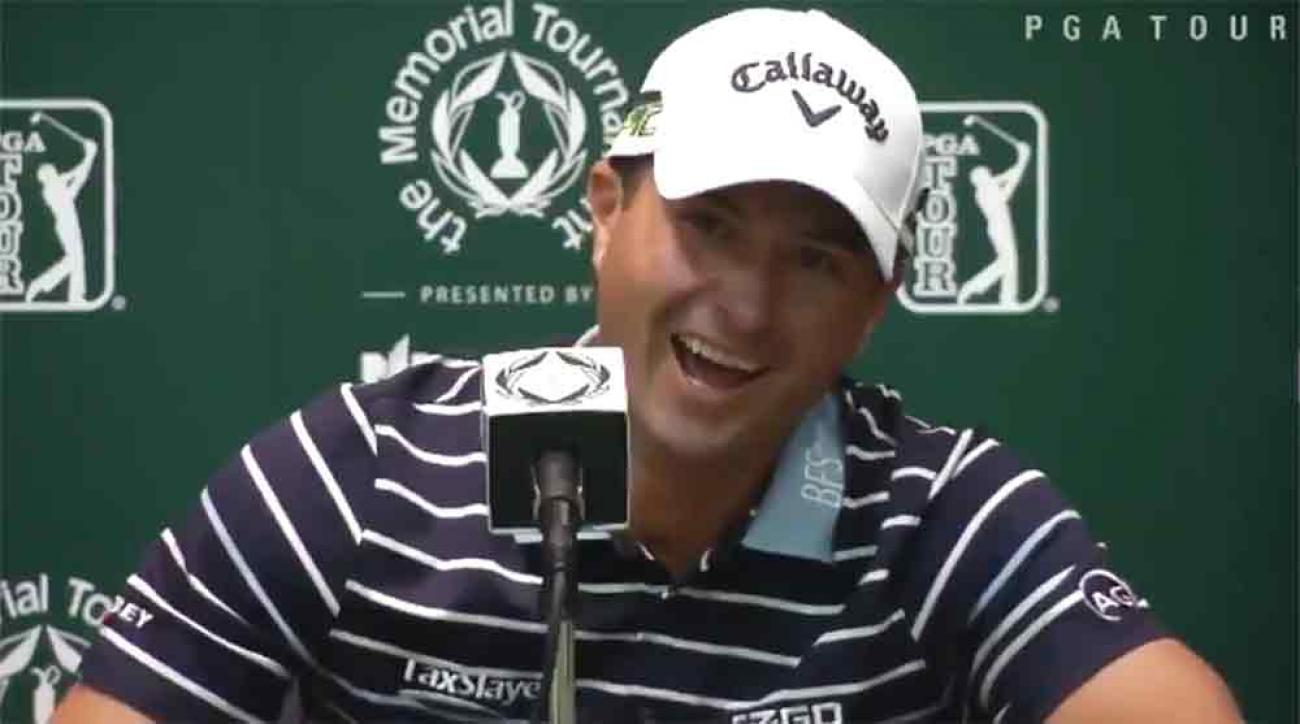 Kevin Kisner had a big victory over DJ when they were 14.