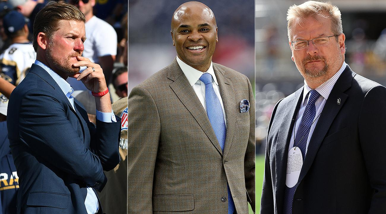 NFL general managers under pressure: Les Snead, Mike Maccagnan, Rick Smith