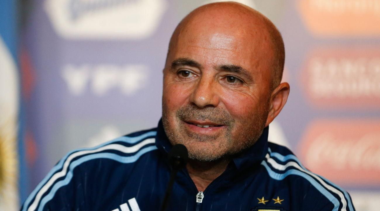 Jorge Sampaoli is Argentina's new manager