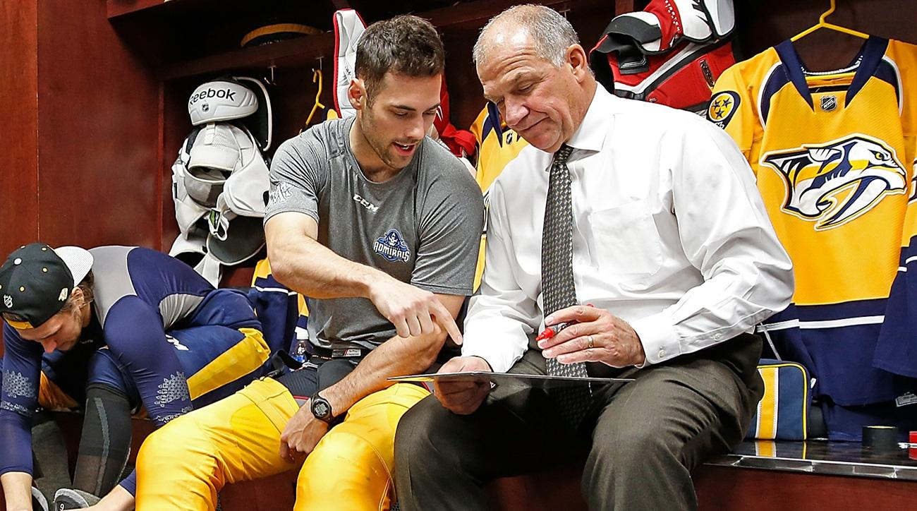 Predators Relying On Kevin McCarthy To Get Back In Stanley Cup Final (video)