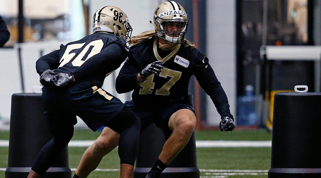 Saints sign 6 of 7 draft picks; only tackle Ramczyk unsigned
