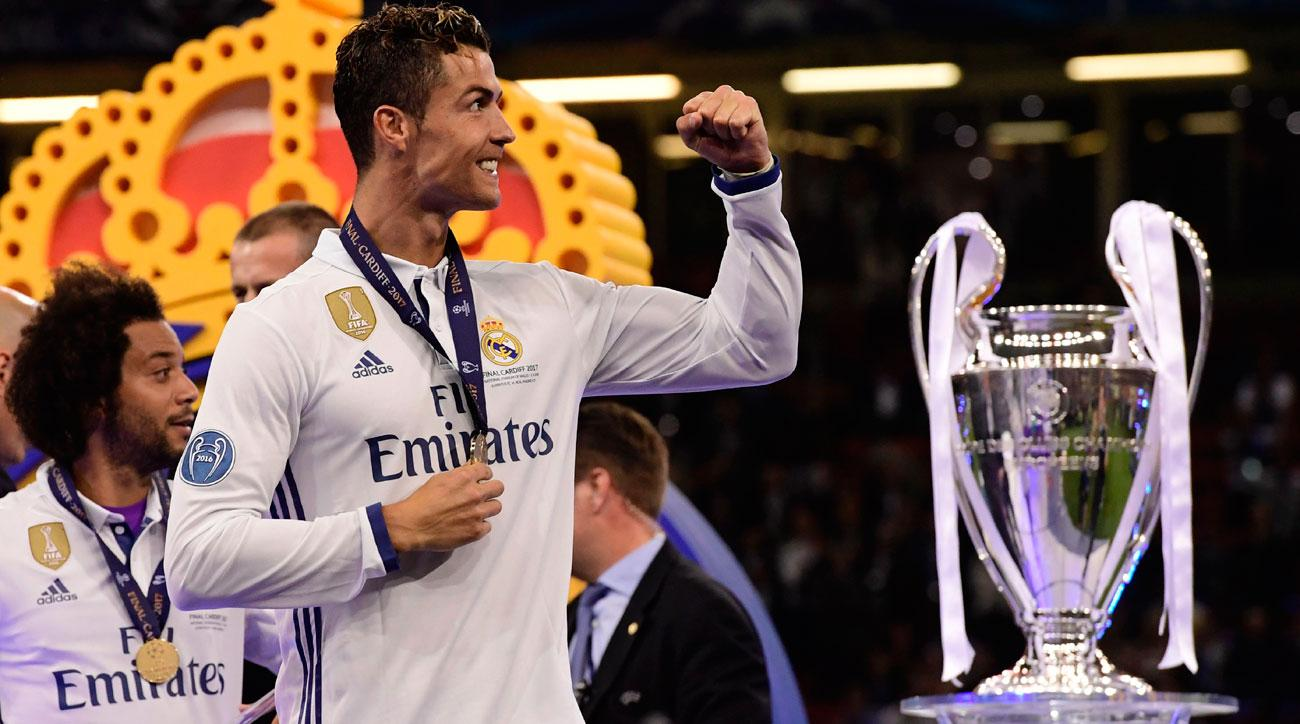 Cristiano Ronaldo and Real Madrid have won the Champions League again