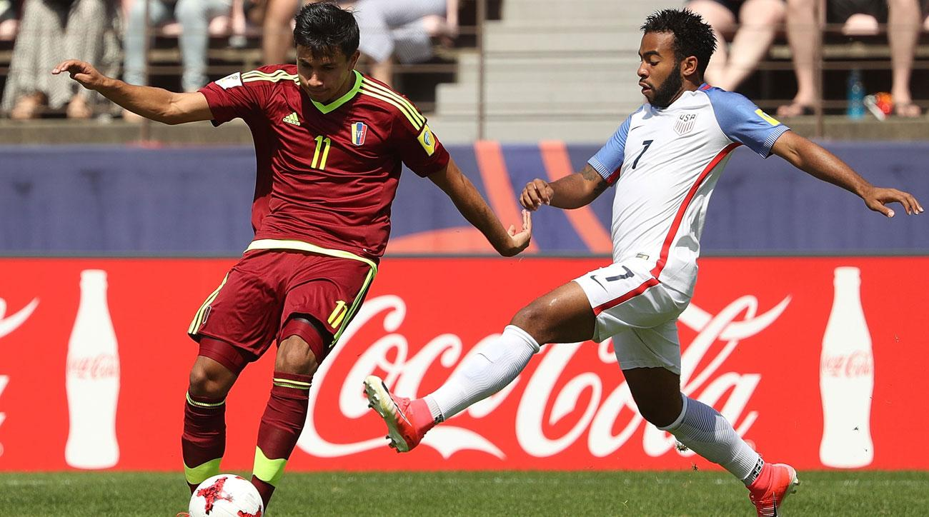 USA faces Venezuela in the U-20 World Cup quarterfinals
