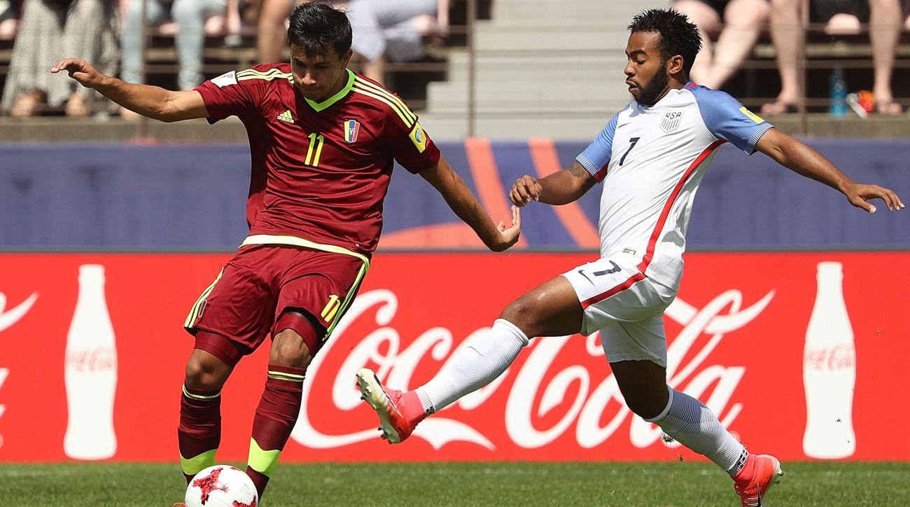 USA faces Venezuela in the U-20 World Cup quarterfinals