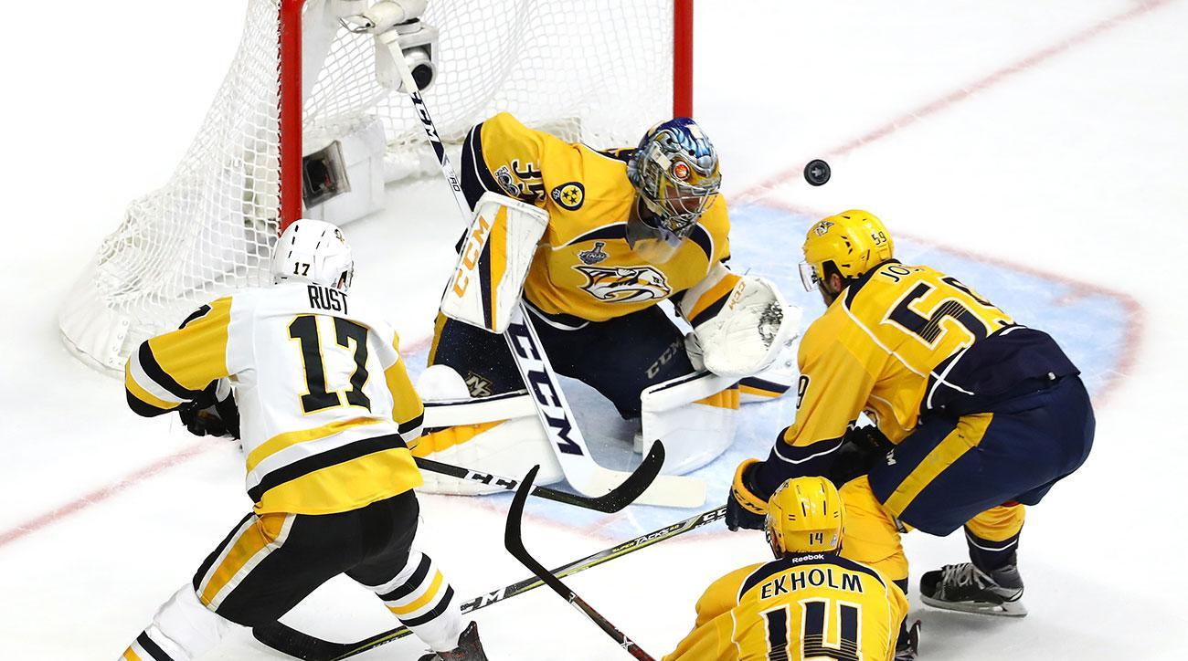 Stanley Cup Final: Predators Top Penguins In Game 4, Knot Series (video)