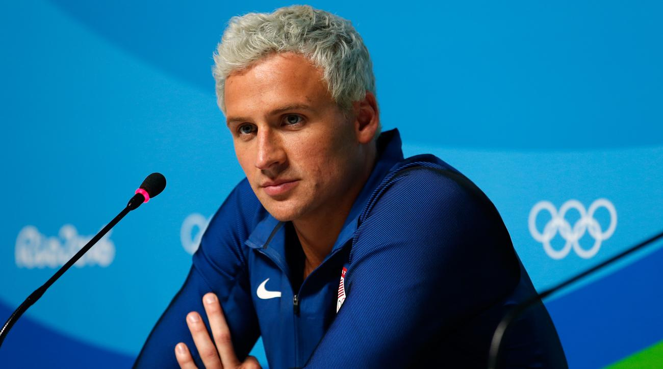 ryan lochte suicidal thoughts rio