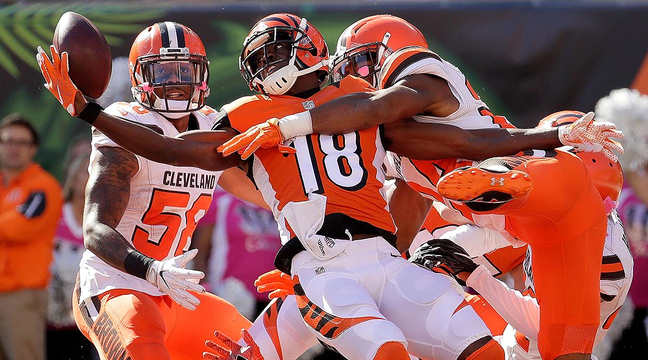 Bengals player rankings: A.J. Green