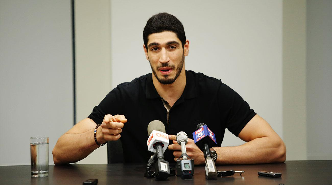 NBA star Kanter's father released from custody in Turkey