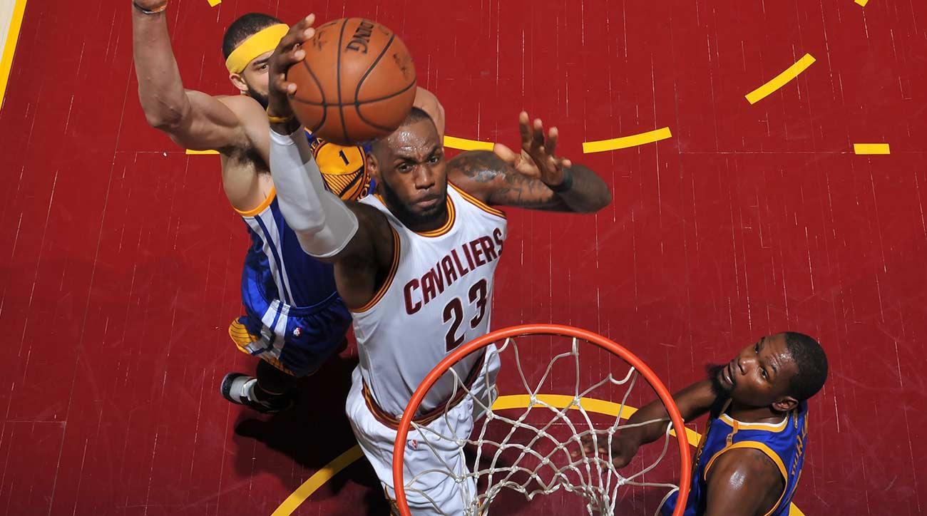 Why LeBron James Should Win 2017 NBA Finals MVP | SI.com