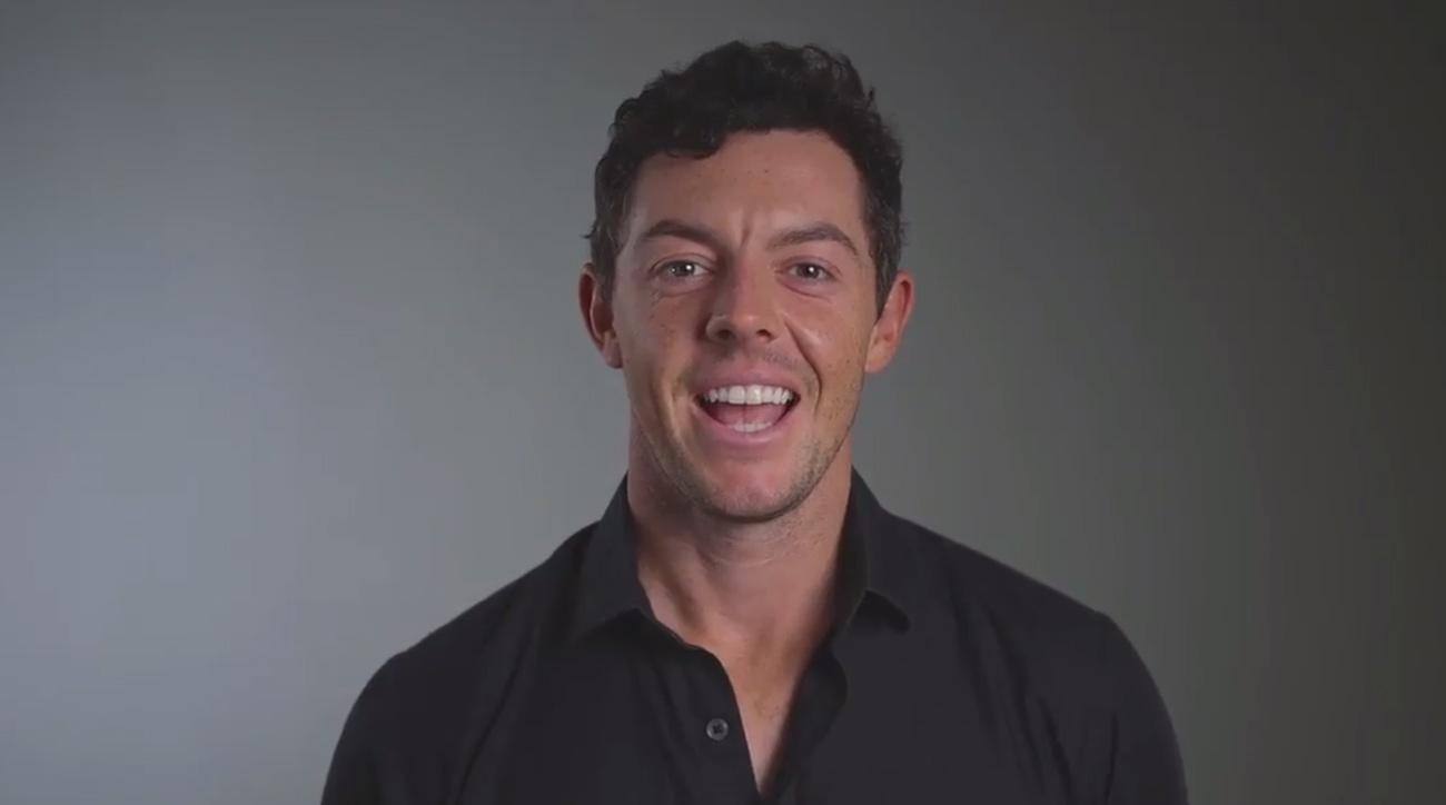 Rory McIlroy made the contest announcement on Twitter via his foundation.
