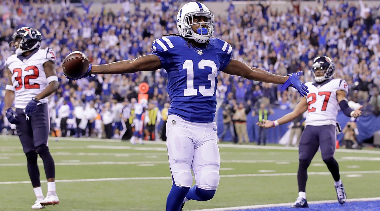 TY Hilton tops list of Colts' most important players