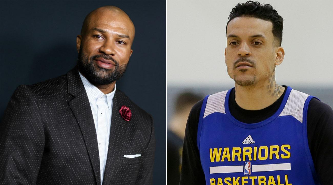 Car Involved in Derek Fisher's DUI Crash Reportedly Registered to Matt Barnes