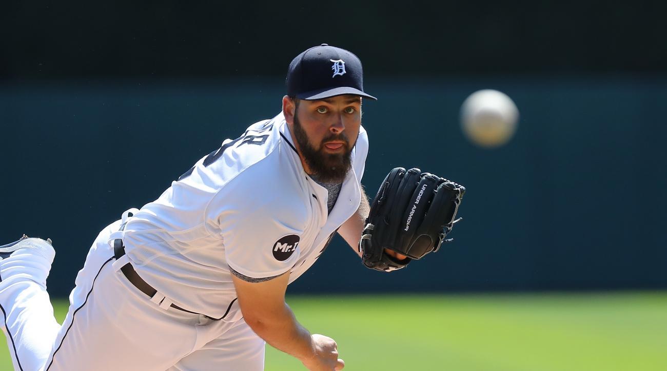 Michael Fulmer, Detroit Tigers
